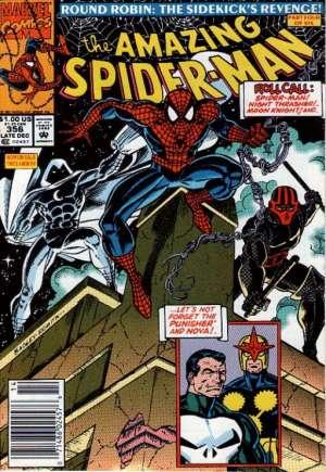 Amazing Spider-Man (1963-1998)#356A