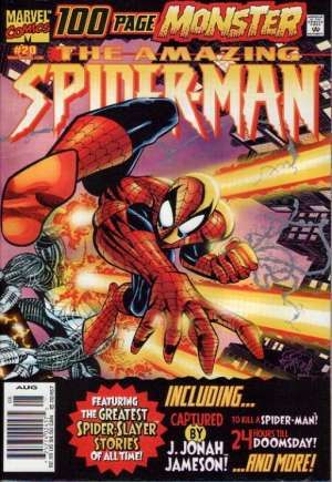 Amazing Spider-Man (1999-2014) #20A