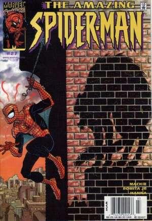 Amazing Spider-Man (1999-2014)#27A