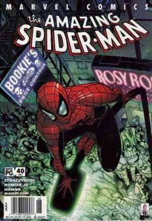 Amazing Spider-Man (1999-2014)#40A