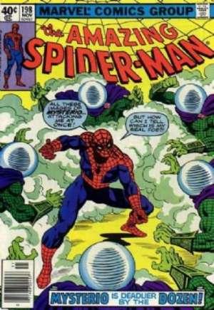 Amazing Spider-Man (1963-1998)#198A