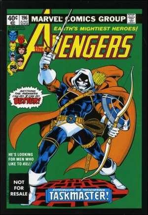 Avengers (1963-1996)#196D