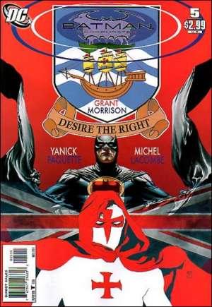 Batman Incorporated (2011)#5A