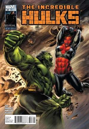 Incredible Hulks (2010-2011)#627A