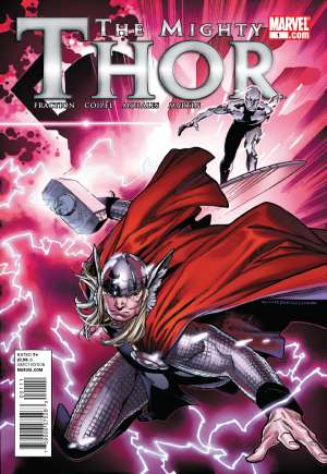 Mighty Thor (2011-2012) #1A
