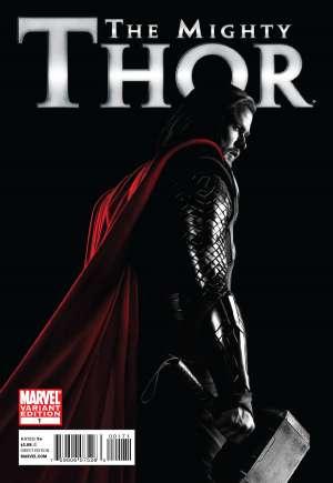 Mighty Thor (2011-2012)#1C
