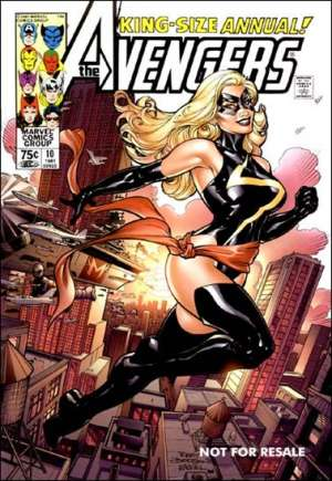 Avengers (1963-1996)#Annual 10C