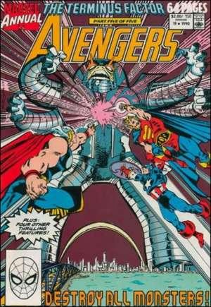 Avengers (1963-1996)#Annual 19B