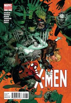X-Men (2010-2013)#10B