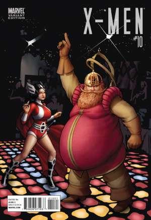 X-Men (2010-2013)#10C