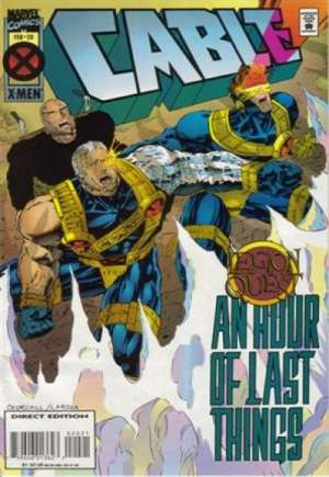 Cable (1993-2002) #20B
