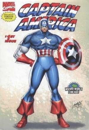 Captain America (1996-1997)#1G
