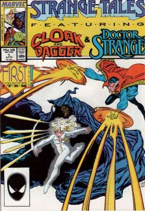 Strange Tales (1987-1988)#1B