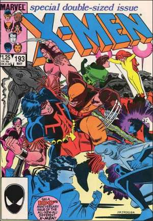 Uncanny X-Men (1963-2011)#193B