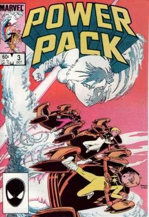 Power Pack (1984-1991)#3B
