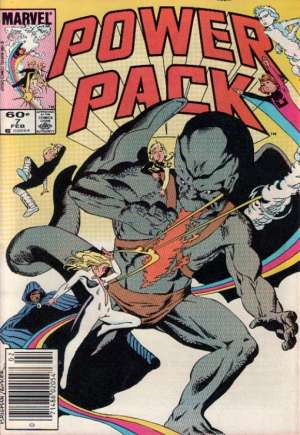Power Pack (1984-1991)#7A