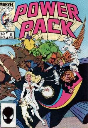 Power Pack (1984-1991)#8B