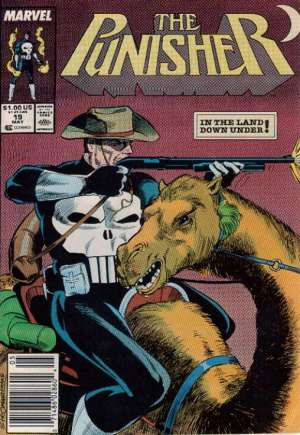Punisher (1987-1995)#19A