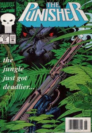Punisher (1987-1995)#91A