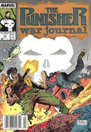 Punisher: War Journal (1988-1995)#4A