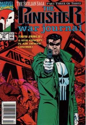 Punisher: War Journal (1988-1995)#27A