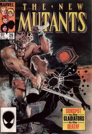 New Mutants (1983-1991)#29B