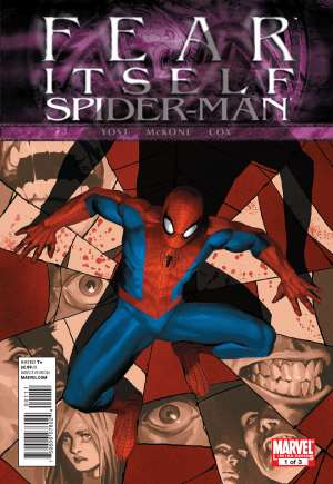 Fear Itself: Spider-Man (2011)#1
