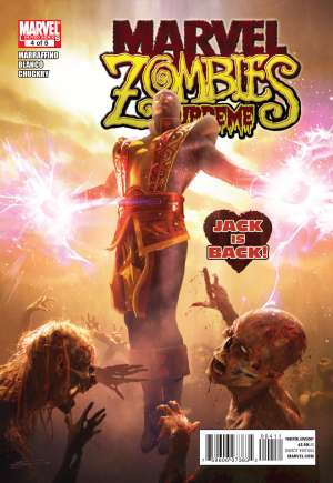 Marvel Zombies Supreme #4