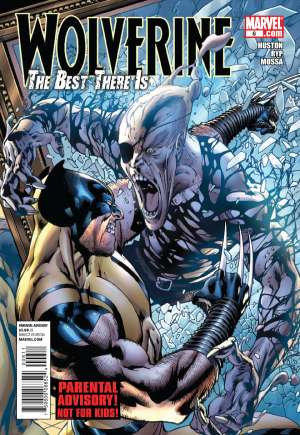 Wolverine: The Best There Is (2011-2012)#6