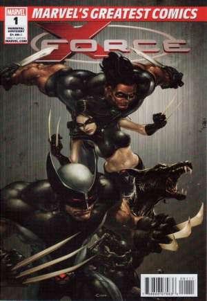 X-Force (2008-2010)#1F