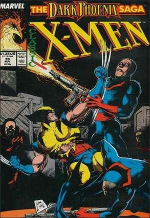 Classic X-Men (1986-1990)#39B