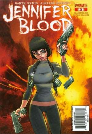 Jennifer Blood (2011-2014)#3C