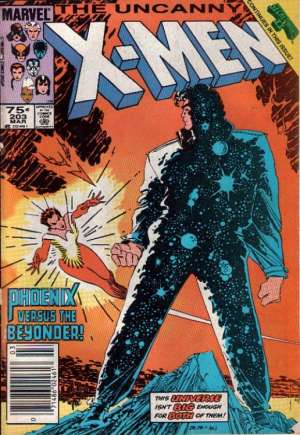 Uncanny X-Men (1963-2011)#203A