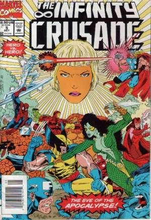 Infinity Crusade (1993)#5A