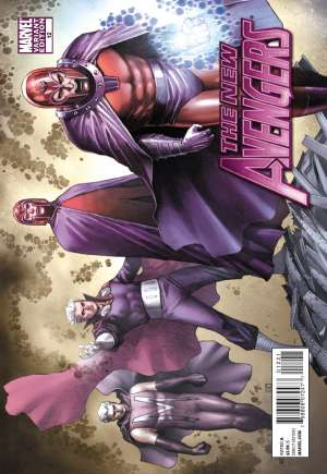 New Avengers (2010-2013)#12B