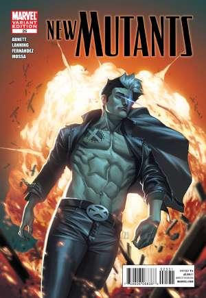 New Mutants (2009-2012)#25B