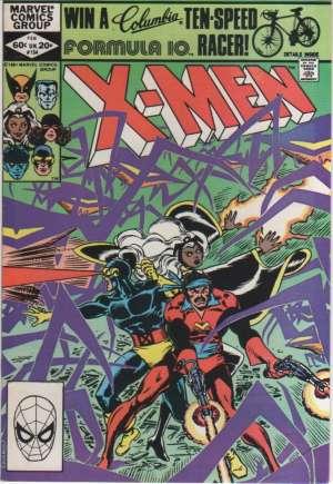 Uncanny X-Men (1963-2011)#154B