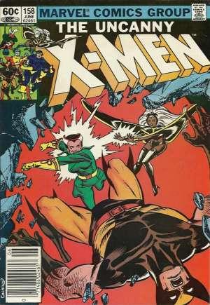 Uncanny X-Men (1963-2011)#158A