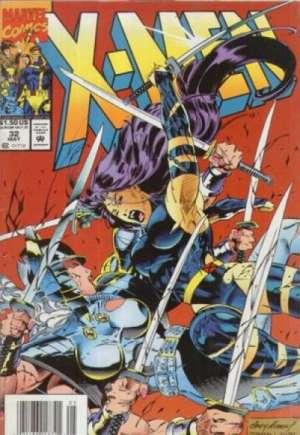 X-Men (1991-2001, 2004-2008)#32A