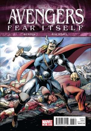 Avengers (2010-2012)#13A