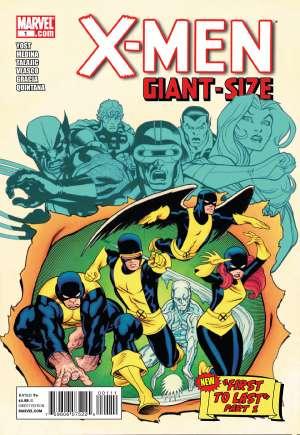 X-Men Giant-Size#1A