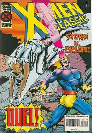 X-Men Classic (1990-1995)#105B