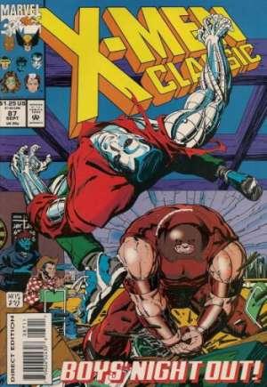 X-Men Classic (1990-1995)#87B