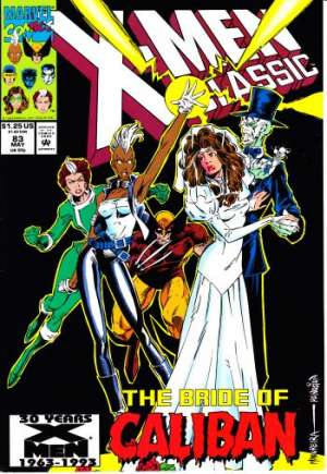 X-Men Classic (1990-1995)#83B