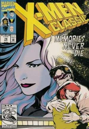 X-Men Classic (1990-1995)#78B
