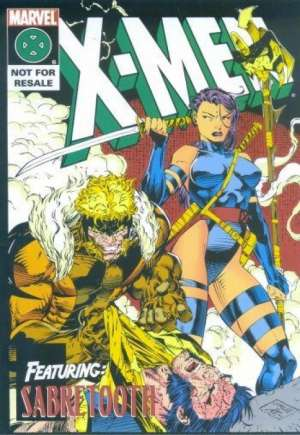 X-Men (1991-2001, 2004-2008)#6C