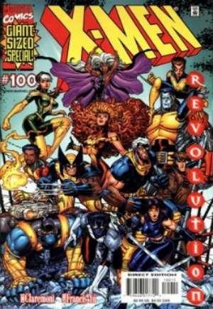 X-Men (1991-2001, 2004-2008)#100B