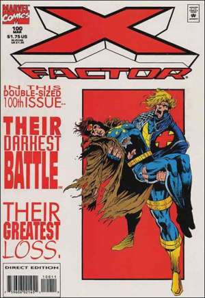 X-Factor (1986-1998)#100B