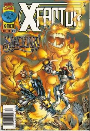 X-Factor (1986-1998)#129A