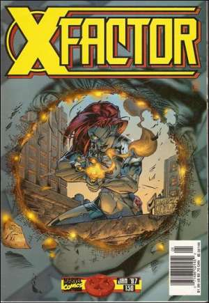 X-Factor (1986-1998)#130A